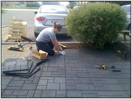 amazing rubber tiles for patio and rubber patio 41 rubber tiles patio