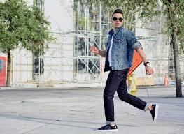 How to Wear Navy Sneakers (141 looks) | Men\u0027s Fashion