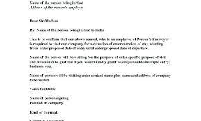 sample invitation letter for visa sample invitation letter tourist  sample invitation