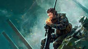 Metal Gear Solid Wallpaper 4k ...