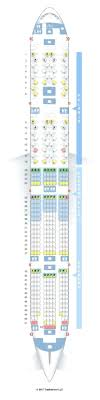 emirates 777 300er business cl seating plan seat map delta seat map united emirates 777 300er