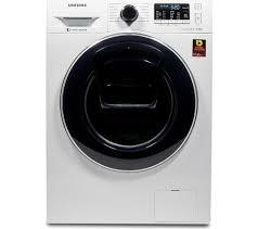 How Big Is A Washing Machine Buy Samsung Addwash Ww80k5410uw Washing Machine White Free
