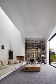Modern home library design Spare Bedroom Coy Yiontis Architects Home Library Homedit Modern Home Library Designs That Know How To Stand Out