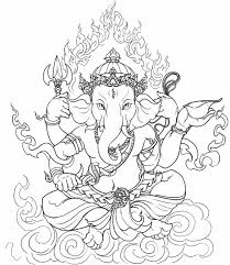 Small Picture drawing hindu mythology ganesh 33jpg 15016 Kb Adult Coloring