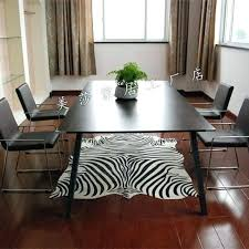 animal area rug hide rugs print fur for living room carpet bedroom zebra 8x10 r indoor area rug zebra