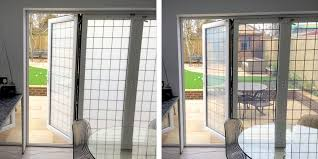 switchable smart glass privacy doors intelligent
