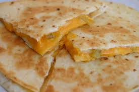 mexican food cheese quesadillas. Interesting Cheese How To Make An Easy Cheese Quesadilla With Onion And Green Chiles And Mexican Food Quesadillas K
