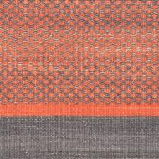 orange area rug hand woven cotton grey orange area rug orange area rug with white swirls