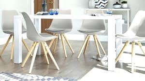 white gloss dining table high and chairs new ideas fern with multi coloured