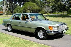 Missing front headlight wipers.dash has some cracks. Mercedes Benz 450sel 6 9 Saloon Auctions Lot 41 Shannons