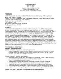 cover letter for entry level software developer resume of a software engineer zaxatk cover letter sample format for