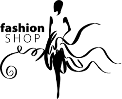 Girls and clothing fashion shop Logo Vector (.AI) Free Download