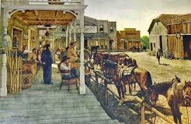 if the ellena pioneers had succeeded kimanis might become like the wild west in usa