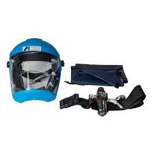 af2100 full face airfed mask kit including belt regulator filter