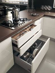 scavolini mood kitchen light scavolini contemporary kitchen. There Are No Handles In The Door Front Panels; Modern Scenery Kitchen, Units Opened By Means Of Grooves Or Set Into Tops Scavolini Mood Kitchen Light Contemporary