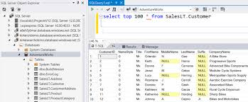 adventure works for azure sql database kirk evans blog like i said probably old information for some but i was happy to see that i didn t have to go edit indexes in sql scripts anymore just to get a sample