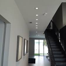 contemporary recessed lighting. Forget The Old Round Recessed Cans. Square Lighting Is Great For Both Modern And Contemporary