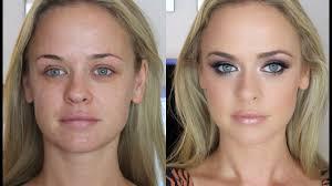 smokey eye makeup tutorial brown blue eyes