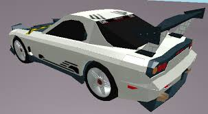 mazda rx7 2014. mazda rx7 fd3s spirit r custom rear view by jasonleung rx7 2014