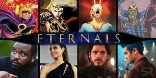 Marvel's next big superhero group movie is eternals, out november 5, 2021. Marvel The Eternals Movie Cast The Roles They Have And Their Powers