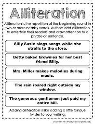Best 25+ Alliteration ideas on Pinterest | Alliteration anchor ...