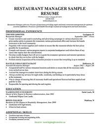 Rs Geer Books The Largest Management Resume Template Ideas For You