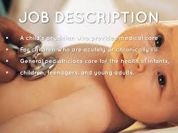 Pediatrician Job Description Pediatrician Description nardellidesign 1