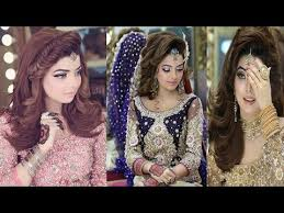 kashee s beautiful bridal makeup and hairstyle