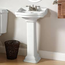large size of scalloped edge pedestal sink memoirs porcelain sinks pedal stool small dimensions stately pr