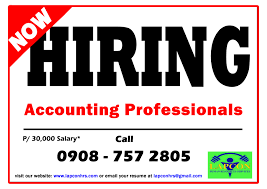 Jobs Hiring Without Resume Accountant Job Hiring PinoyJobsph 95