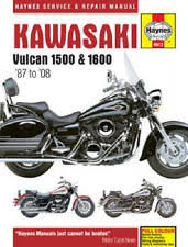 kawasaki vulcan 1500 motorcycle parts 1987 2008 kawasaki vulcan 1500 1600 classic nomad drifter haynes repair manual fits