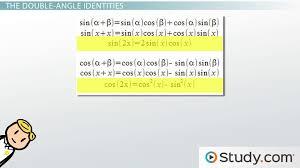 how to prove derive trigonometric identities