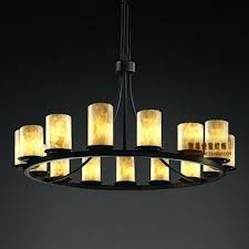 wrought iron candle chandelier wrought iron candle