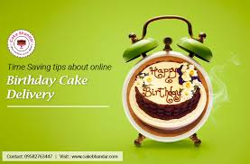 Some Splendid Time Saving Tips For Online Birthday Cake Delivery