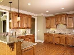 kitchen color ideas with wood cabinets. Delighful Cabinets Cool Kitchen Color Ideas With Medium Wood Cabinets 97 Remodel With  In I