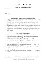 Recruiting Plan Template 7 Popular Business Plan Example Recruitment Pictures Usa