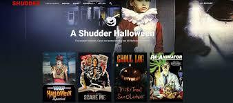 horror streaming service