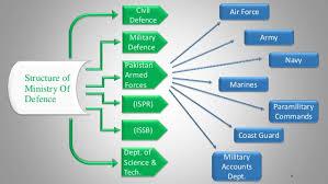Pakistan Army Organization Chart Loyalty In Defence Organizations