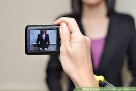 Video Resume Inspiration How To Create A Successful Video Resume 28 Steps With Pictures