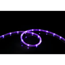 75 Rope Lights Outdoor Lighting The Home Depot