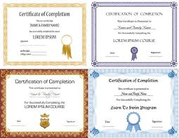 certificate template pages certificate design templates free vector download 13 455 free