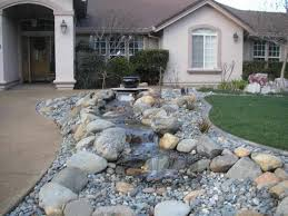 Top Front Yard Landscaping Ideas with Rocks