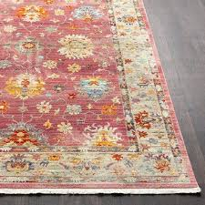 bright red area rug vintage traditional bright red area rug bright red area rugs
