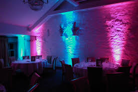 we carefully select only the finest fixtures that would serve your event best then expertly craft a light show that you will be proud of