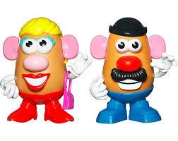 mr and mrs potato head toys. Exellent Head Playskool MPH Endless Possibilities On Mr And Mrs Potato Head Toys G