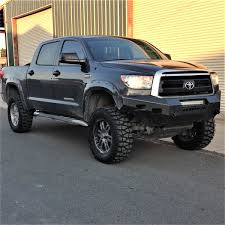 Weld It Yourself 2007-2013 Toyota Tundra Bumpers - MOVE