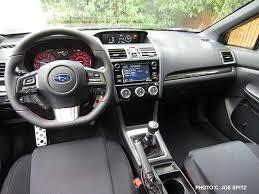 subaru wrx 2016 interior. Brilliant Interior 2016 WRX Base Model Interior Standard 62 Inside Subaru Wrx Interior