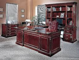 vintage style office furniture. Retro Office Furniture Of Lovely Desk With Hutch  Executive Small Vintage . Style T