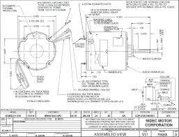 3 Wire Condenser Fan Motor Wiring Diagram