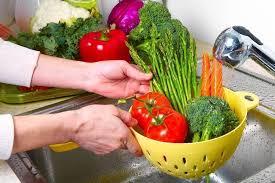 Роль овощей в питании человека Виды овощей их обработка и хранения  Обработка овощей